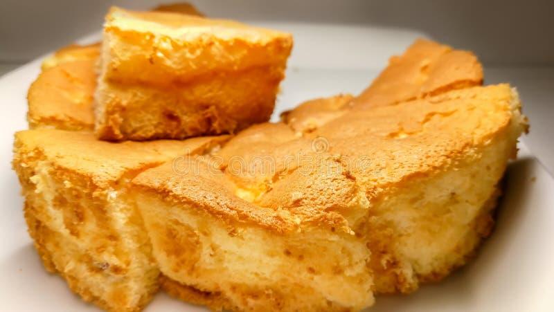 Wznoszący toast chleb, chleb, talerz, śniadanie, je fotografia royalty free