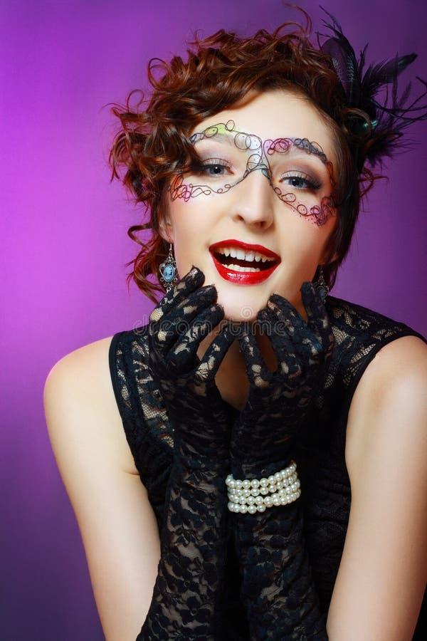 Download Wzorcowe piękne kobiety zdjęcie stock. Obraz złożonej z arte - 28963668