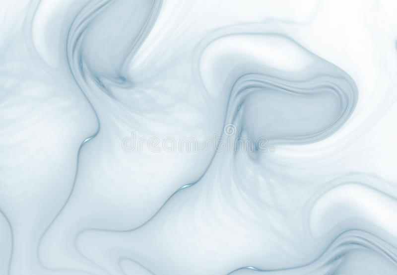 Wzory na bielu royalty ilustracja