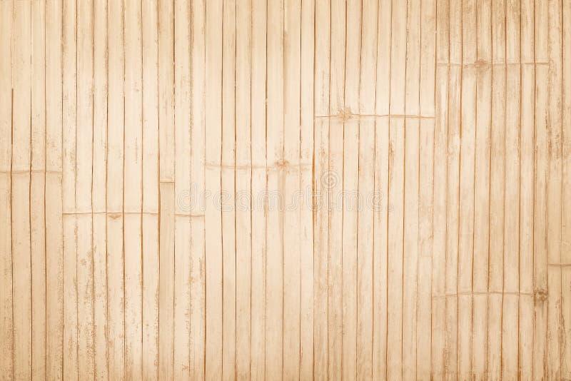 Wzory tajlandzki tradycyjny handcraft bambusa ogrodzenie, naturalny drewniany tekstury tło zdjęcie royalty free