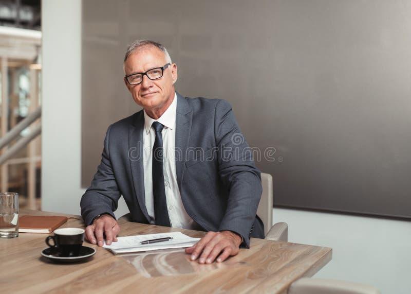 Wzrok dla firmy obraz stock