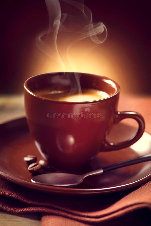 Xícara de café fotos de stock