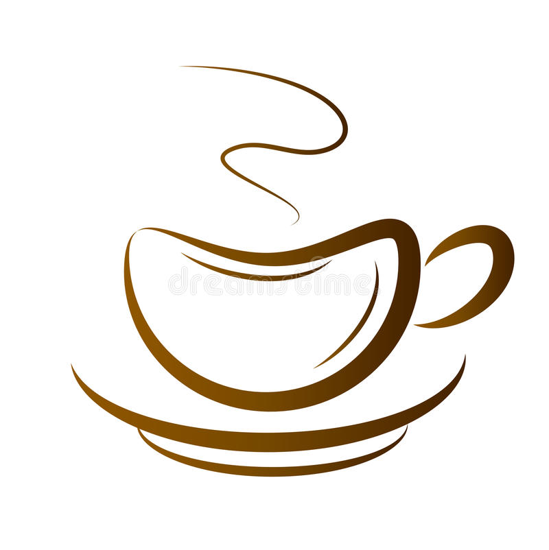 Xícara de café do vetor