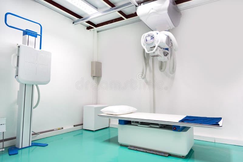 X光芒医院,医疗和医疗保健概念的部门室 免版税库存照片