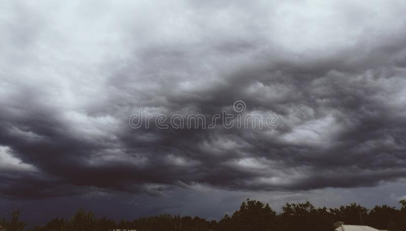 It& x27; время s идти дождь стоковая фотография