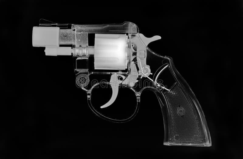 X-射线枪 库存照片