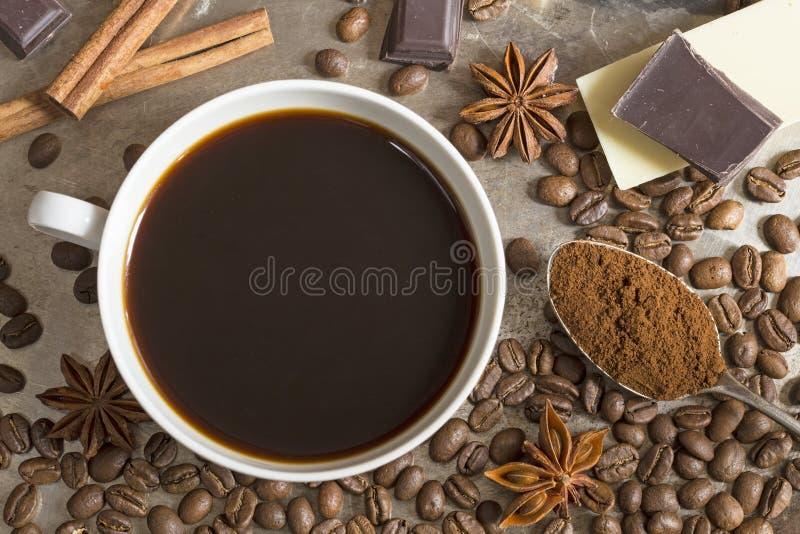 X?cara de caf? imagens de stock