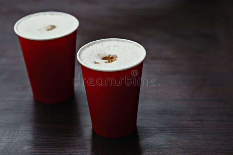 X?caras de caf? fotografia de stock