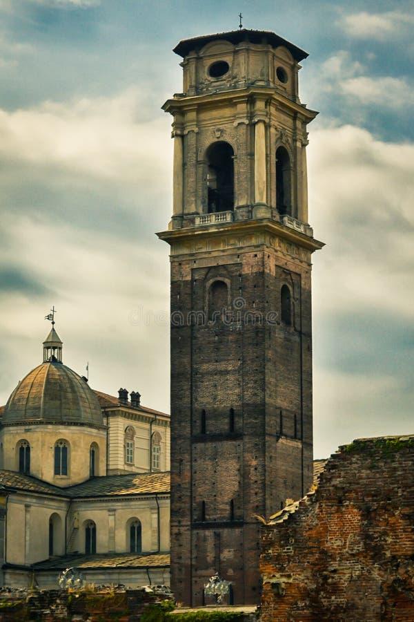 & x22;Consolata& x22; sanctuary church, Turin, Piedmont, Italy. royalty free stock image