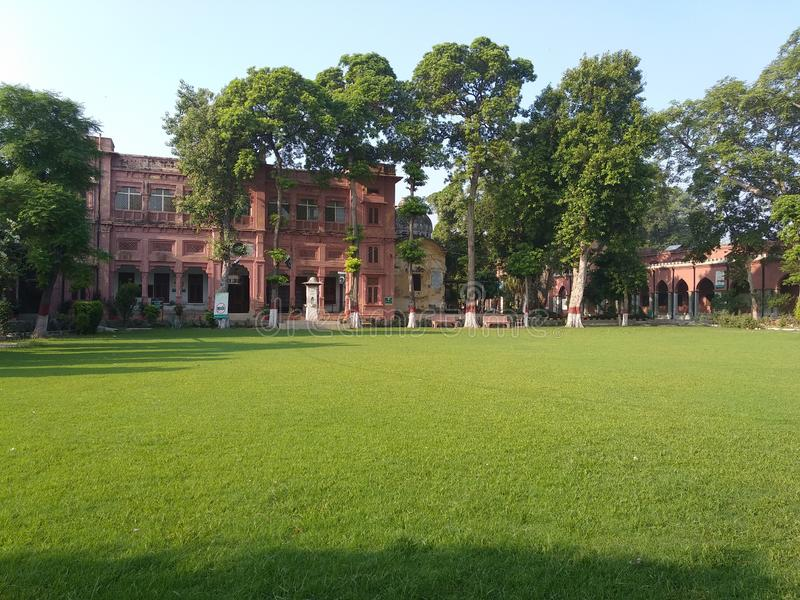 The & x27;Islamia College, Civil Lines& x27; in Lahore stock image