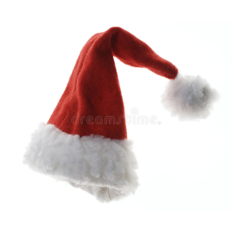 Download X Mas Hat stock image. Image of object, caps, santa, holiday - 6458541