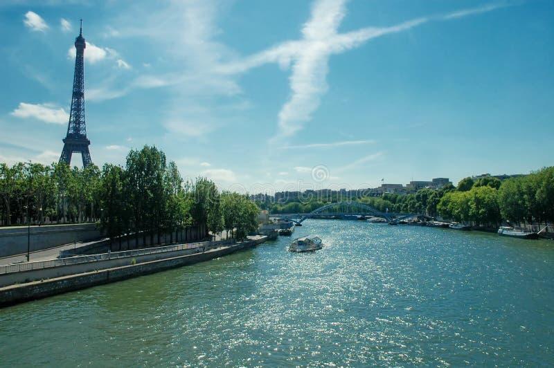 X Parigi immagini stock