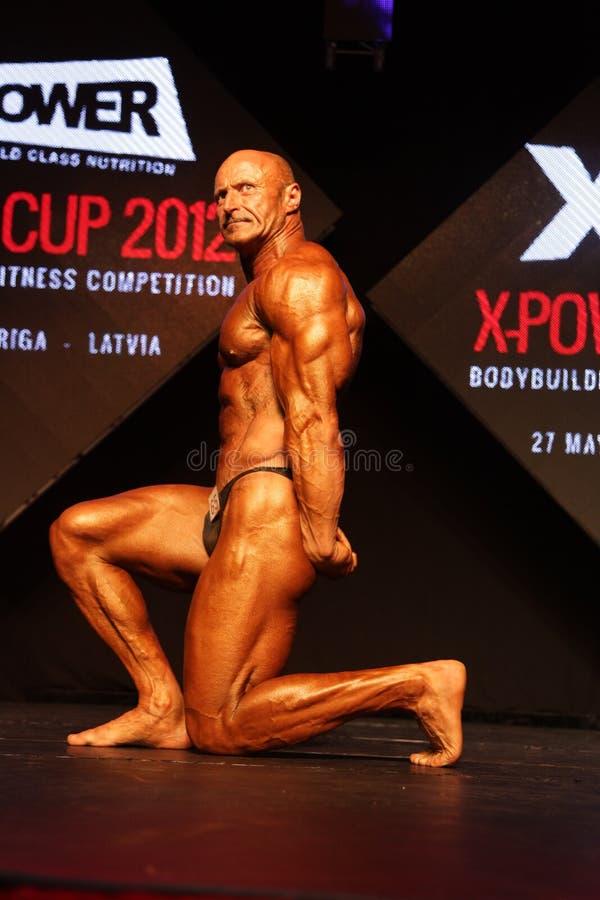 X-POWER Cup 2012 lizenzfreies stockbild