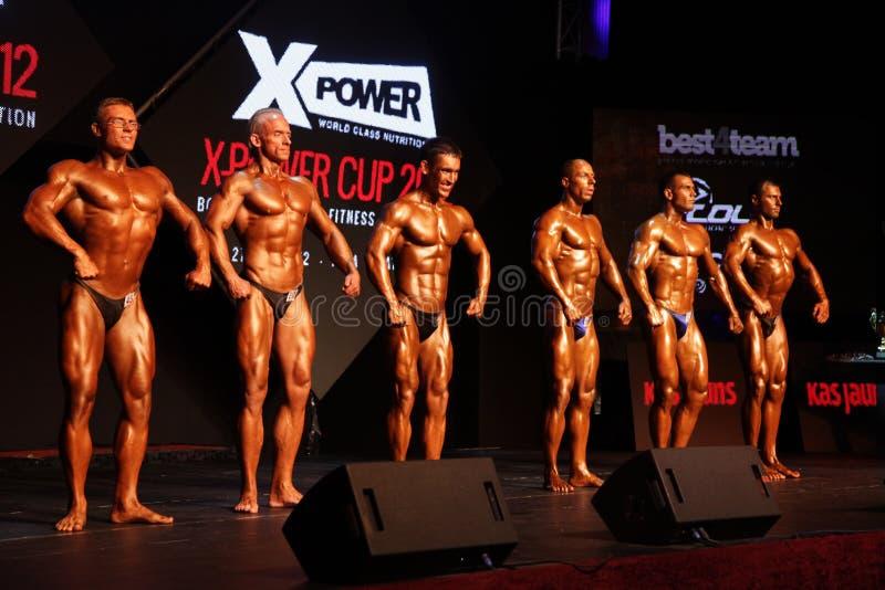 X-POWER Cup 2012 stockbilder