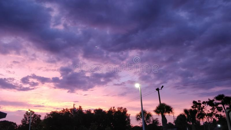 It& x27;s there, see it?. There& x27;s something in the sky royalty free stock images
