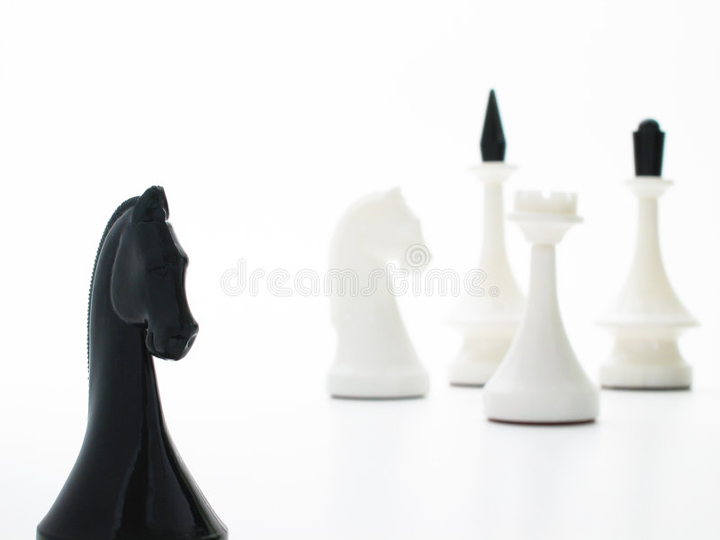 Download Xadrez imagem de stock. Imagem de ataque, sucesso, chessboard - 103423