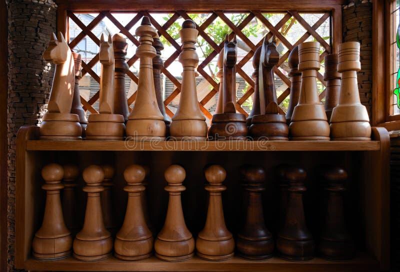 Xadrez feito-à-medida para o uso pessoal foto de stock
