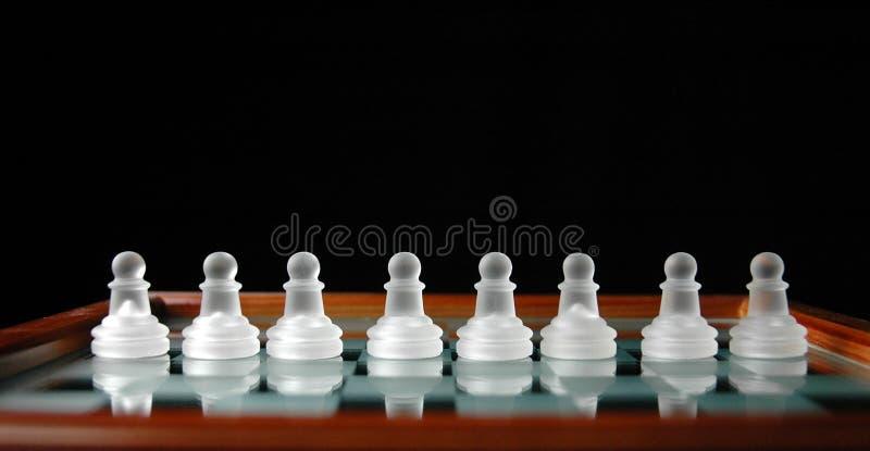 Xadrez Pieces-11 Imagens de Stock