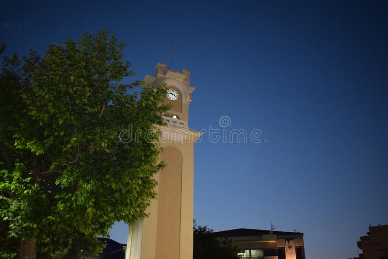 Xanthi Griechenland lizenzfreies stockfoto