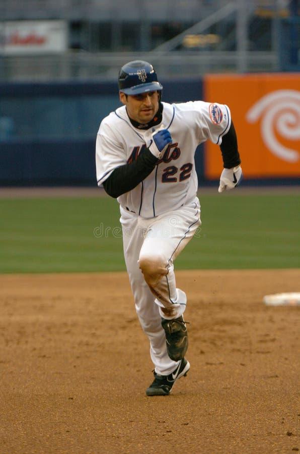 Xavier Nady, New York Mets stock foto's