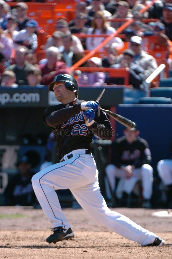 Xavier Nady, New York Mets stock afbeeldingen