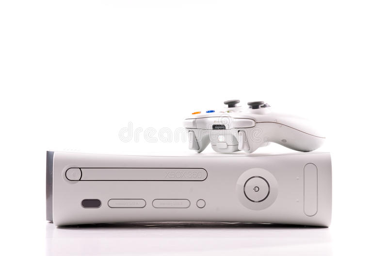 Xbox 360 images stock