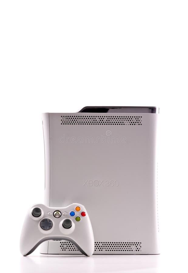Xbox 360 by Microsoft stock photo