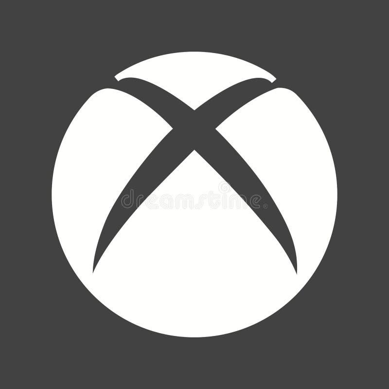 Xbox illustration de vecteur