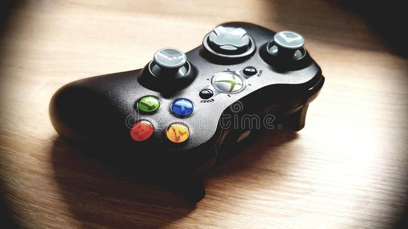 Xbox dla życia obraz stock
