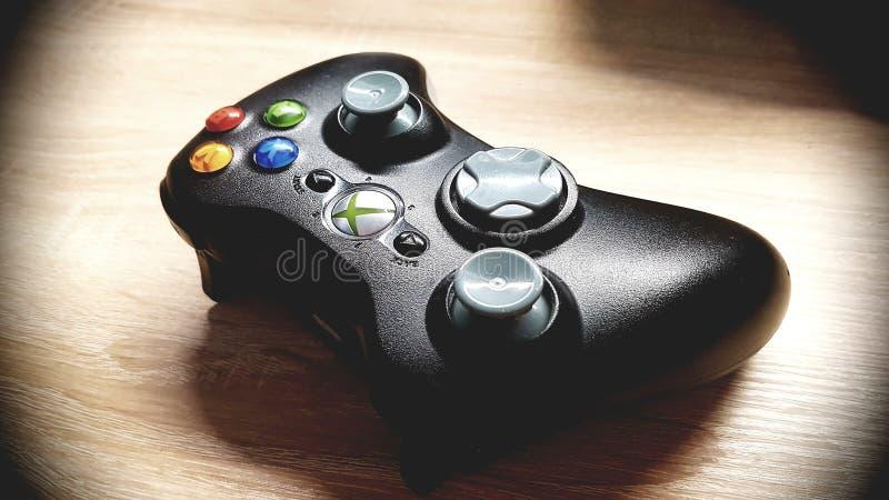 Xbox dla życia fotografia stock