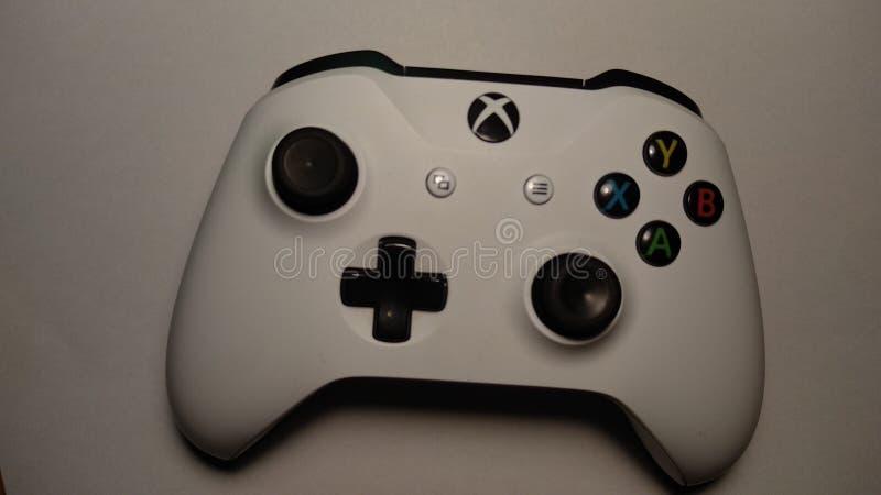 Xbox kontroler zdjęcie royalty free
