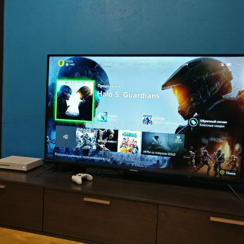 Xbox royaltyfri fotografi