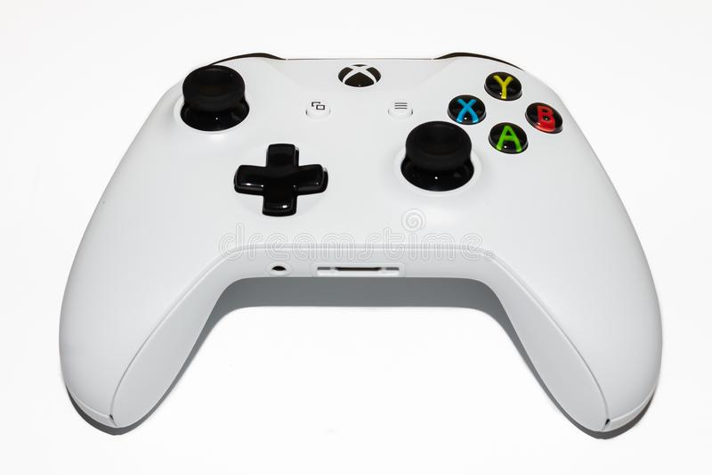 Xbox One Controller royalty free stock photos