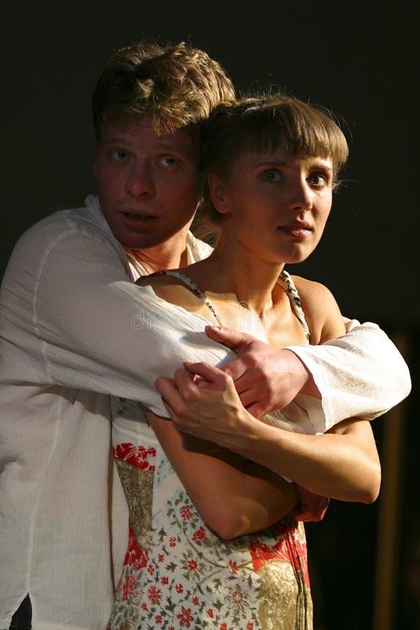 Free Xenia Alferova And Paul Majkov Royalty Free Stock Image - 4223056