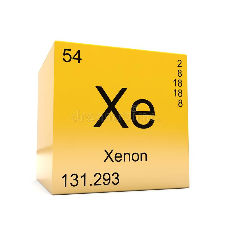 Xenon chemical element symbol from periodic table stock illustration download xenon chemical element symbol from periodic table stock illustration illustration of laboratory mass urtaz Image collections