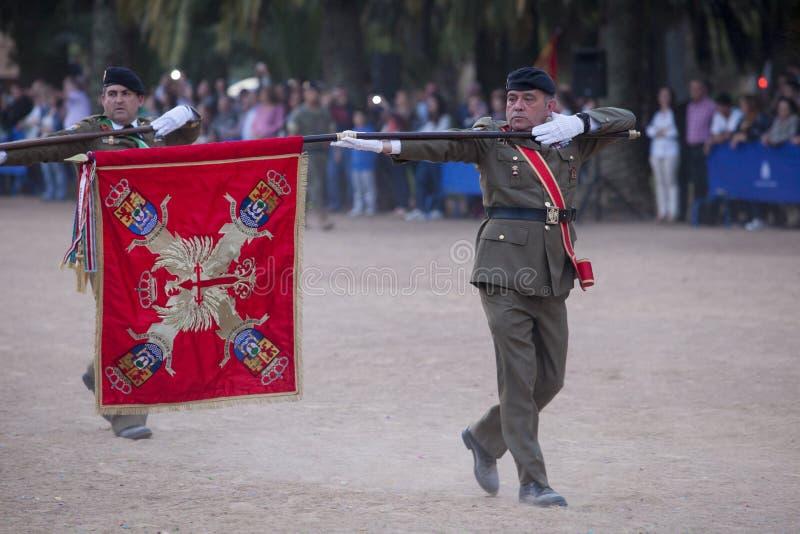 XI埃斯特雷马杜拉旅团权威 库存图片