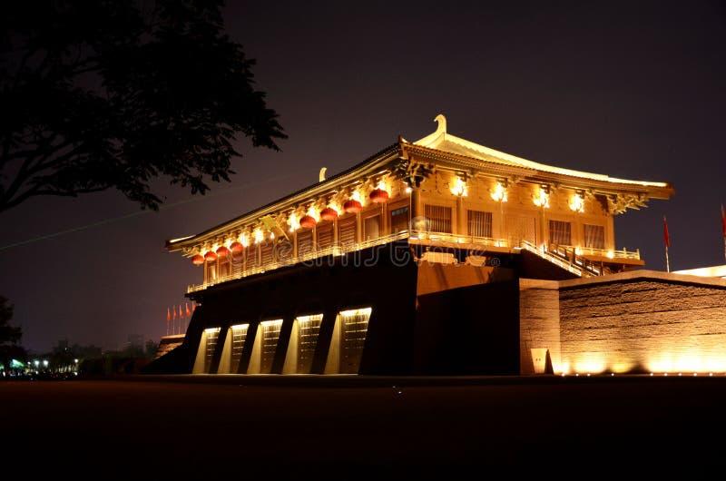Xi'an Daming Palace imagem de stock royalty free