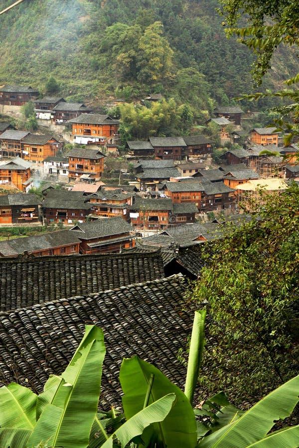Download Xi Jiang, Miao Minority, GuiZhou Province, China Royalty Free Stock Photography - Image: 12333457
