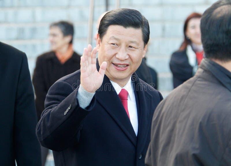 XI Jinping foto de archivo
