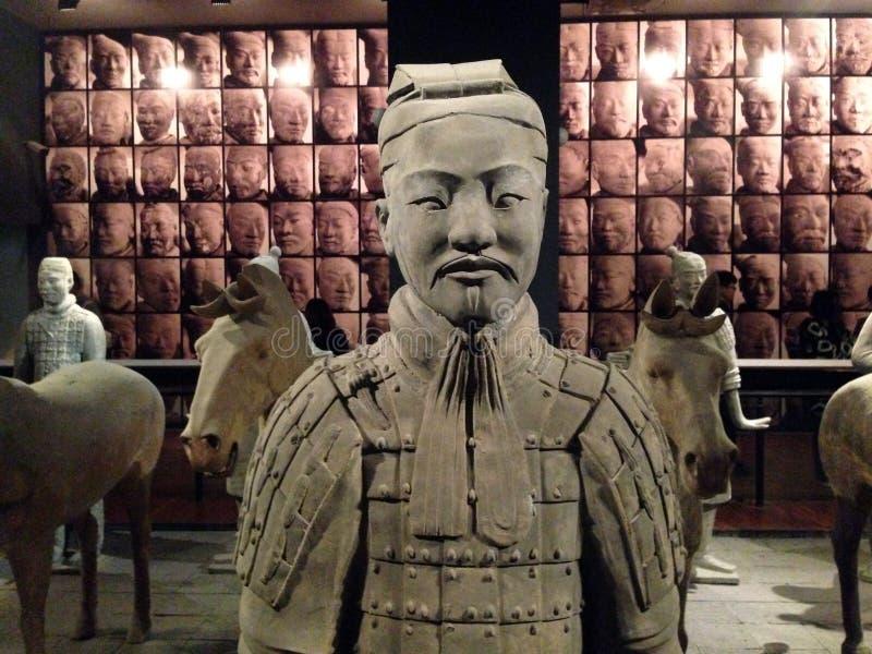 ` Xi un museo di storia e di cultura fotografia stock libera da diritti