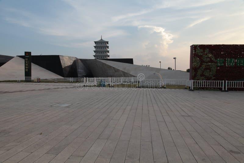 XI. ??wiatowy expo park, Shaanxi prowincja obrazy stock