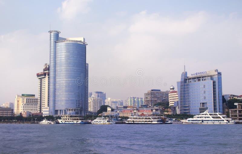 Xiamen stad, Kina, arkivfoto