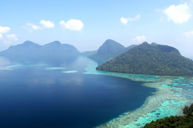 Xian Benna Ocean Park image stock