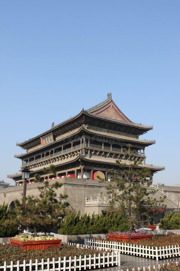 Xian China royalty free stock photos