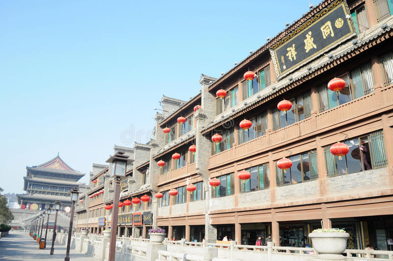 Xian China royalty free stock images