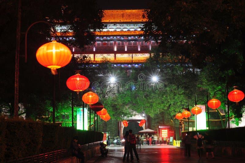 Xian, China royalty free stock photo