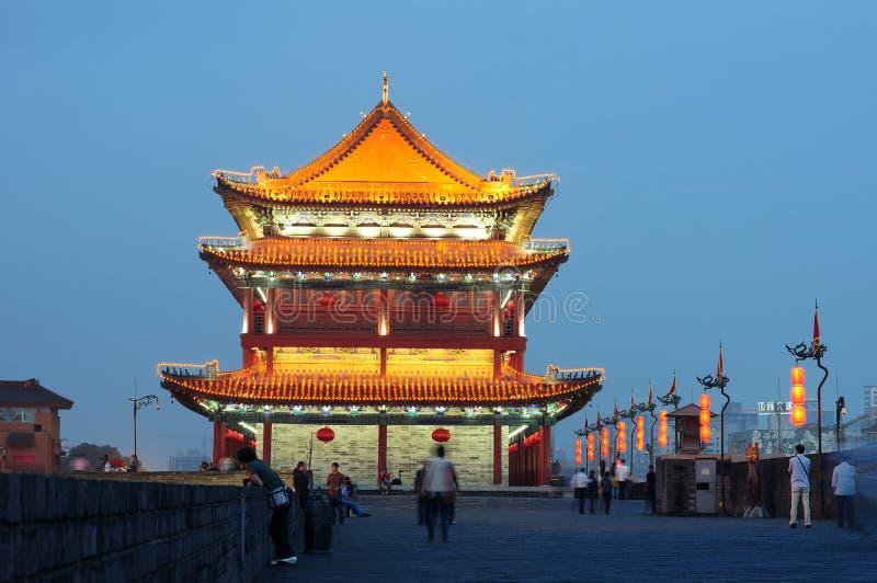 Xian, China royalty free stock photos
