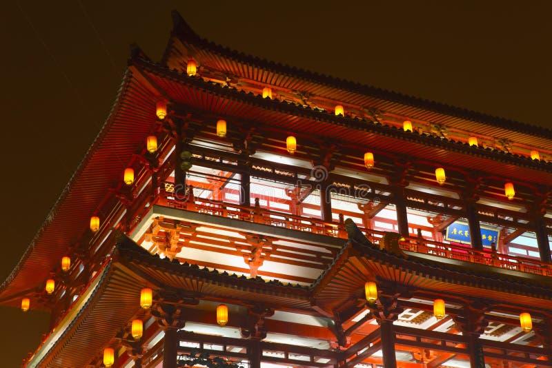 Xian, China fotografia de stock royalty free