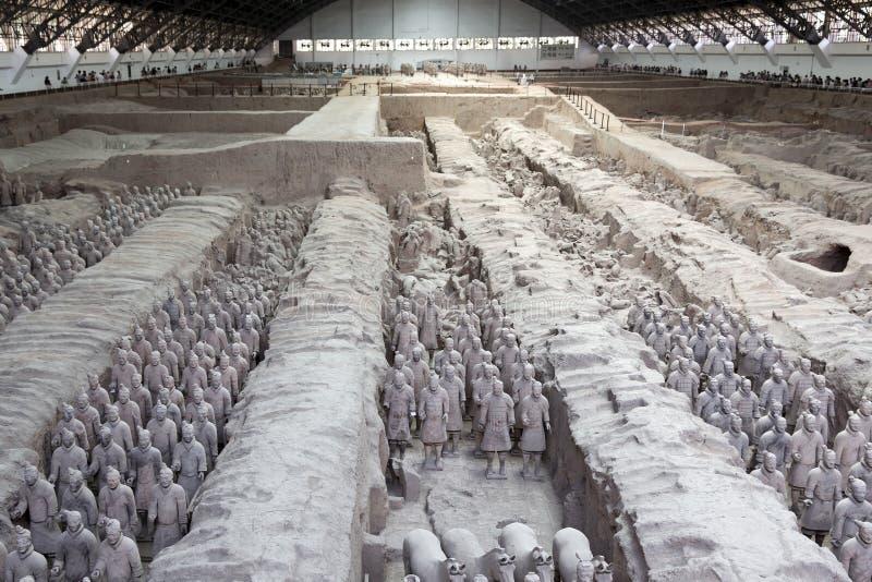 Xian, China imagen de archivo