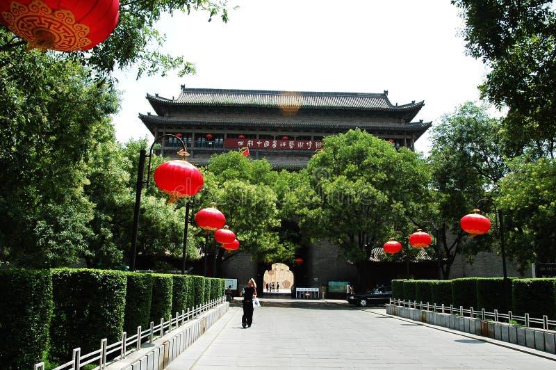Xian, Chine photographie stock libre de droits
